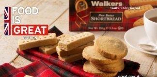 produtos tipicos da escocia shortbread