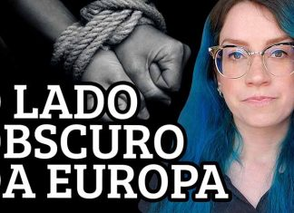como funciona o trafico humano na europa