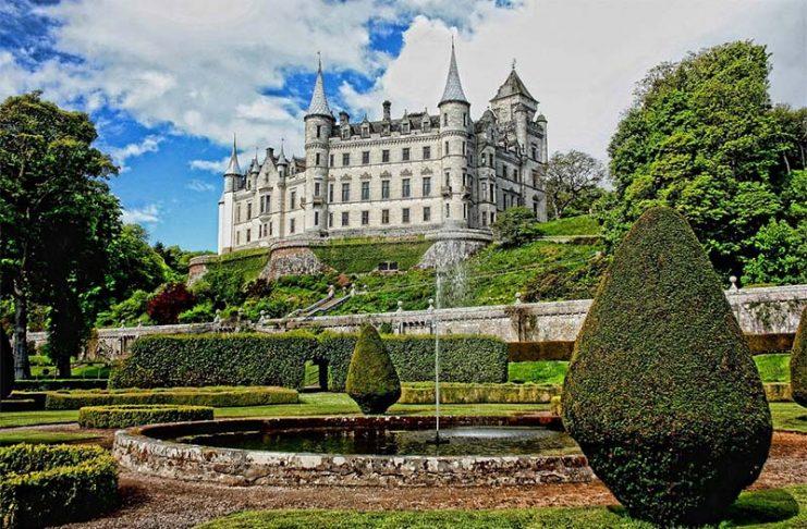 castelos para visitar na escocia