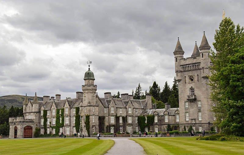 castelo balmoral real