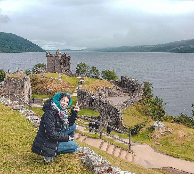 castelos na escocia urquhart