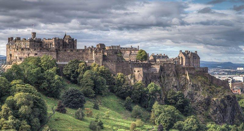 castelos para conhecer na escocia