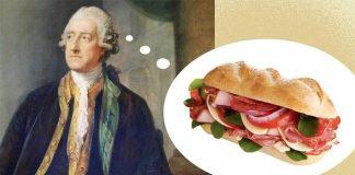 de onde veio palavra sanduiche