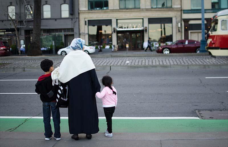 europa invadida por refugiados mito