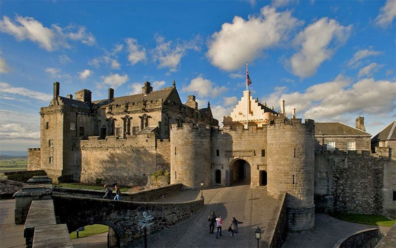 lugares visitar escocia stirling castle