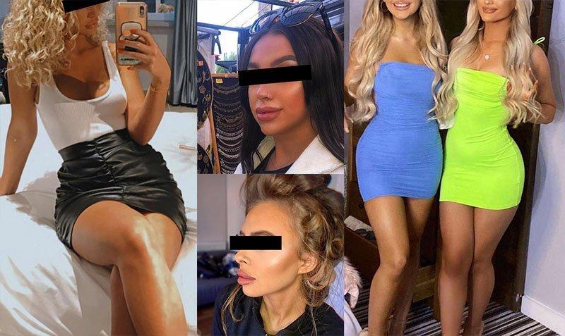mulheres da inglaterra moda estetica