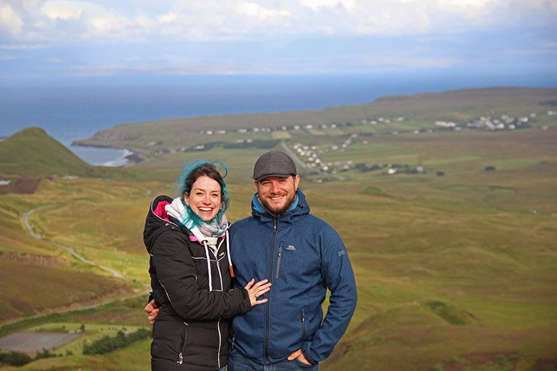 viagem escocia highlands skye