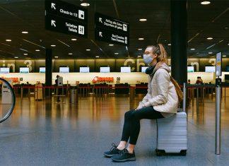 viajar de aviao durante a pandemia aeroporto