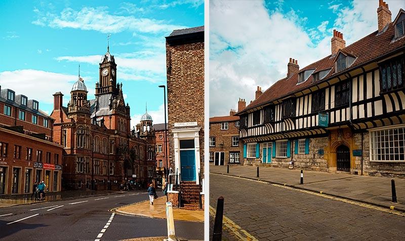 arquitetura inglesa yorkshire