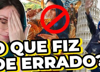erros que cometi ao morar fora do brasil