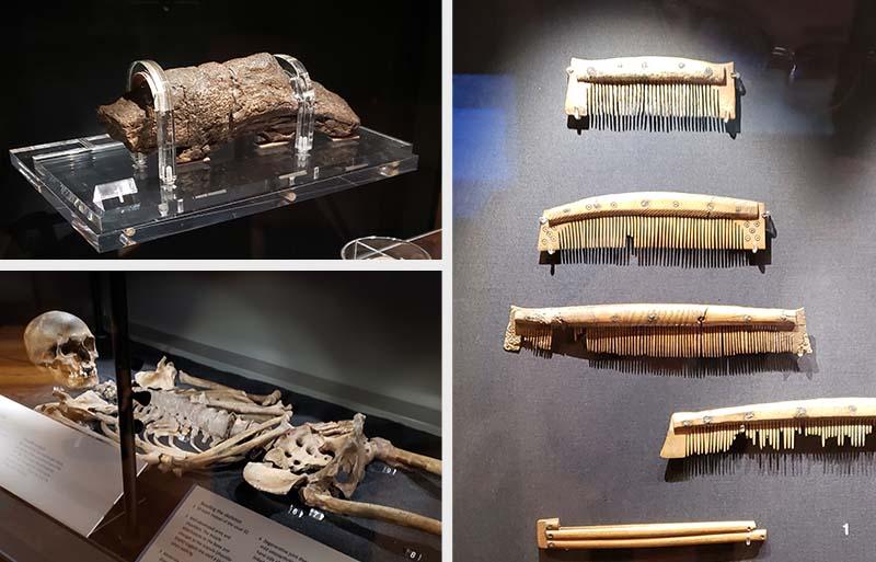 exposicao vida viking inglaterra