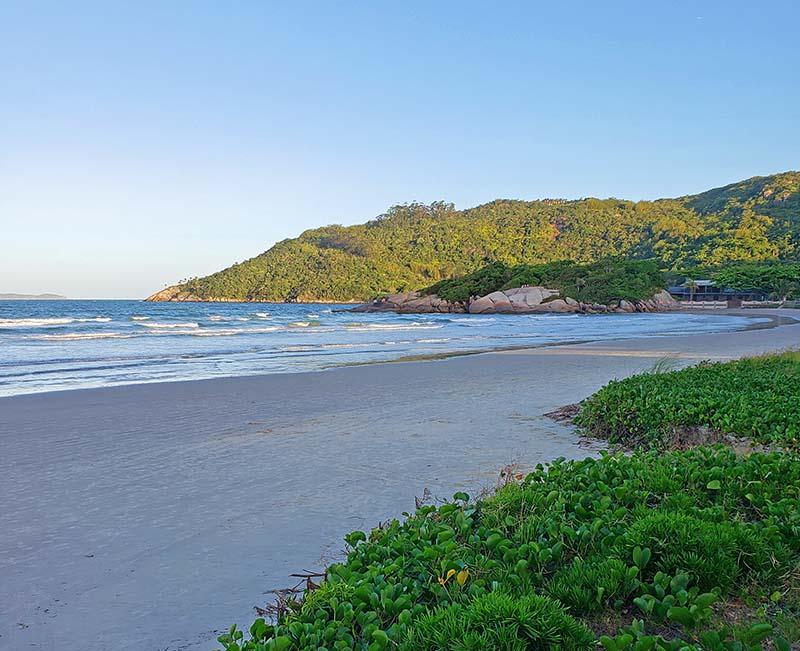 praia da conceicao no fim do dia