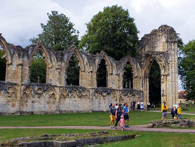 st marys abbey ruinas