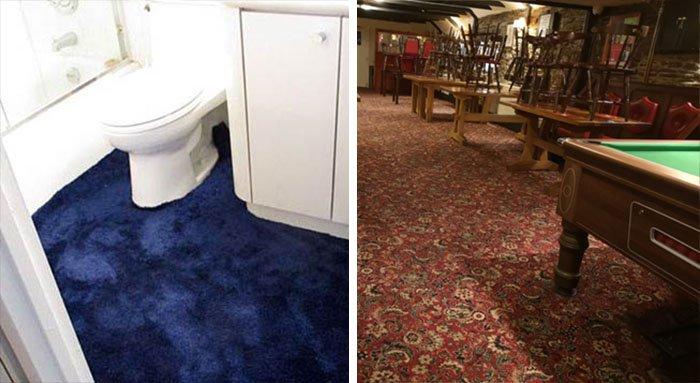 carpete banheiro pub ingles