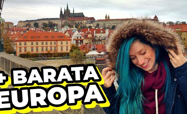 cidades baratas na europa para visitar