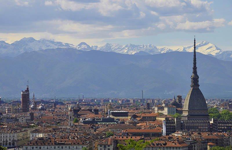 cidades baratas na italia turim