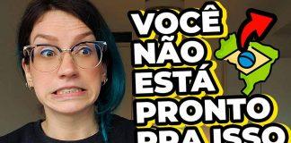 motivos para não morar fora do brasil