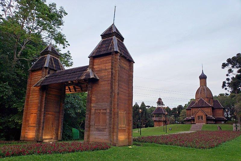 pontos turisticos curitiba memorial ucraniano