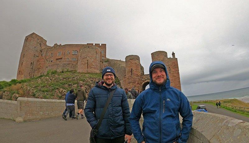 portao de entrada castelo inglaterra