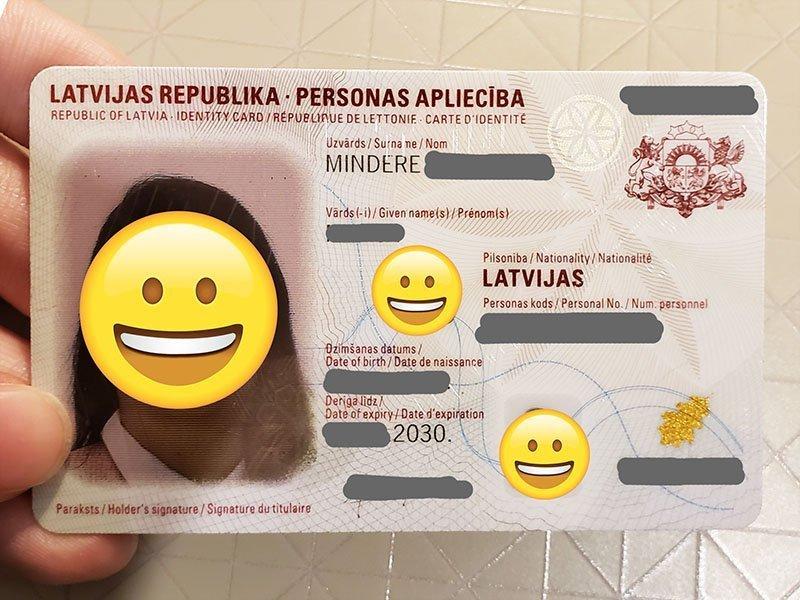como fazer cidadania da letonia
