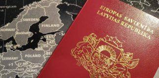 como fazer passaporte letonia