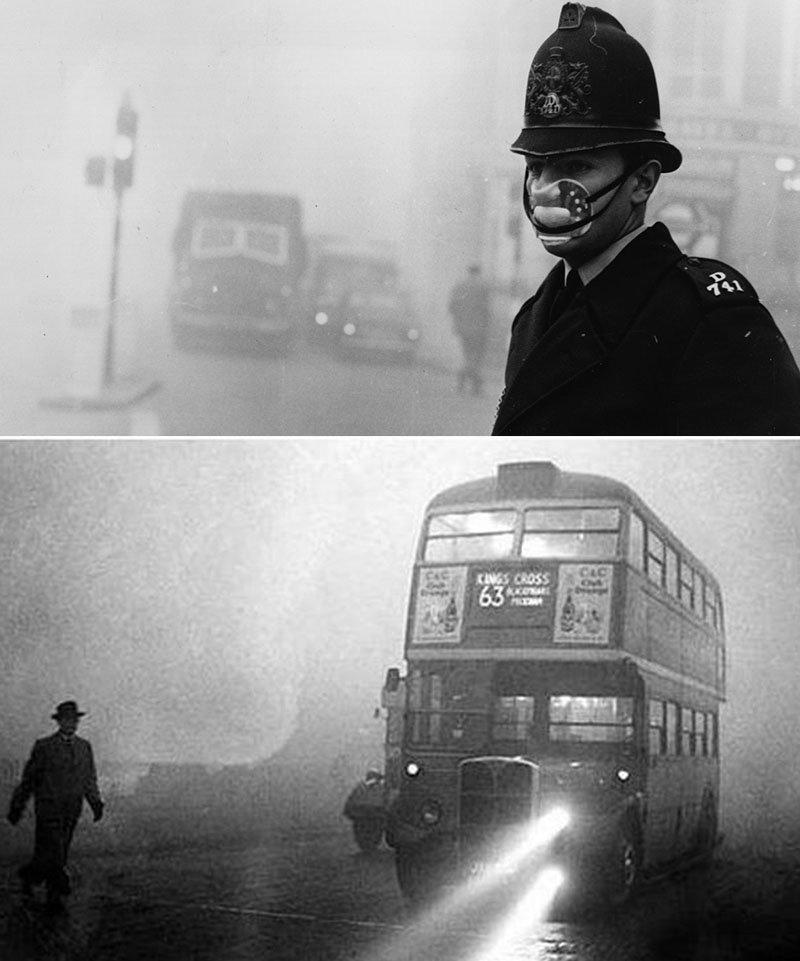 grande nevoeiro londres 1952