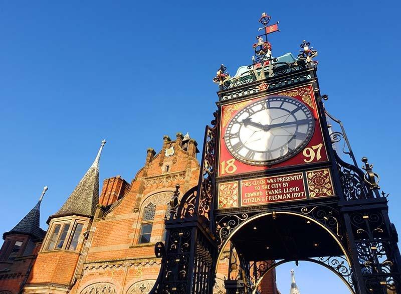 relogio da rainha eastgate clock