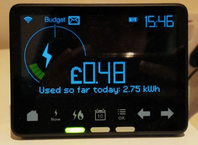 contador de energia casa