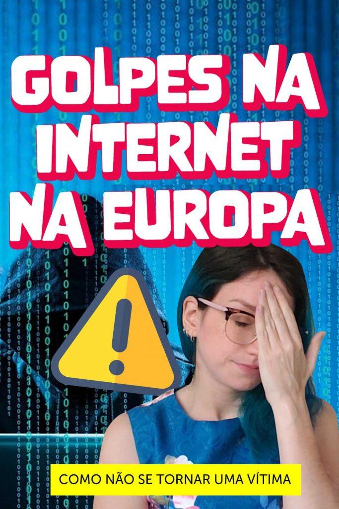 golpes digitais europa dicas