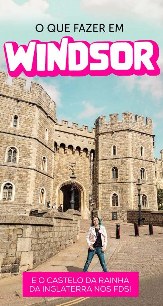 o que fazer em windsor inglaterra castelo