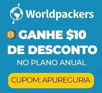 cupom worldpackers
