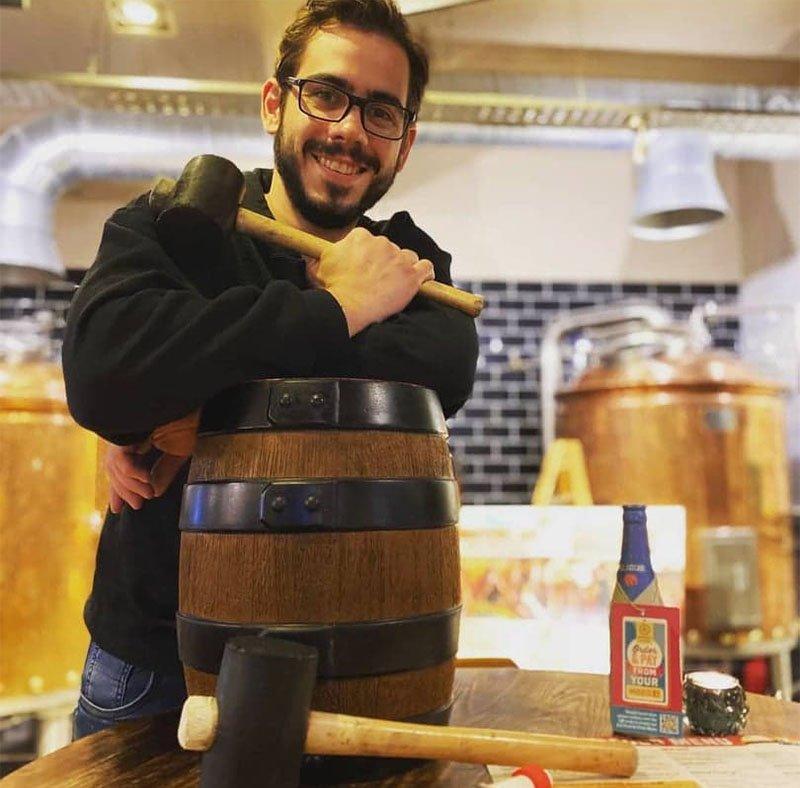 como trabalhar cervejeiro na europa