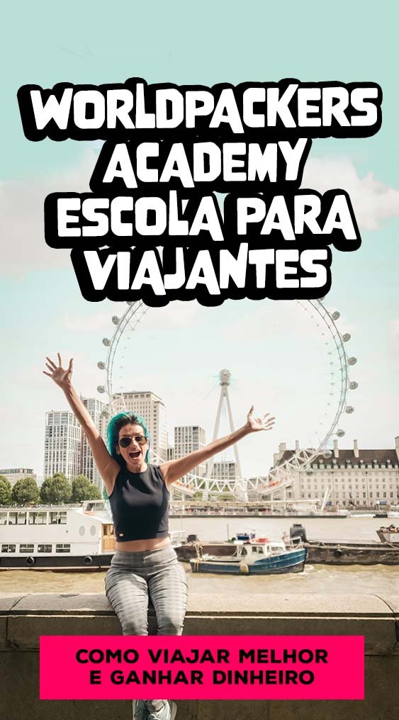 o que e worldpackers academy escola para viajantes
