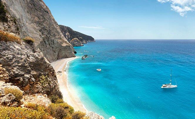 paises que pagam para morar ilha grega