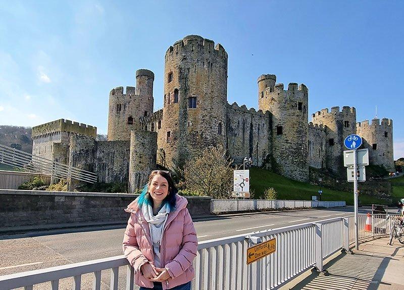 curiosidades pais de gales castelo wales