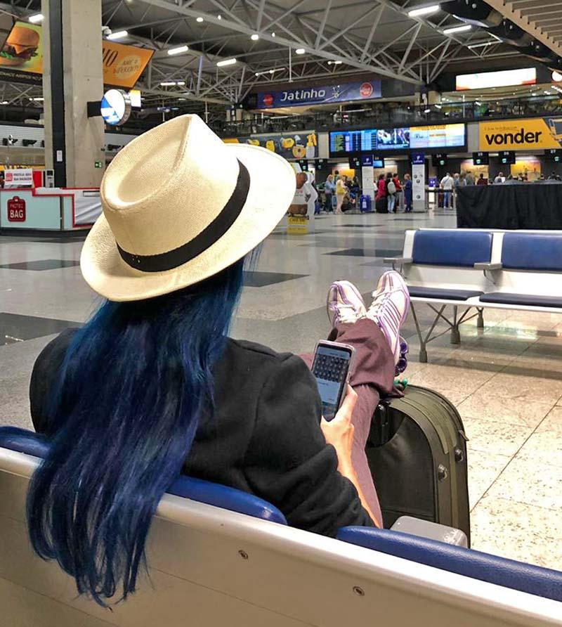 o que nao fazer na viagem aeroporto