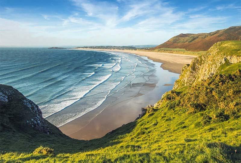 praias wales surf