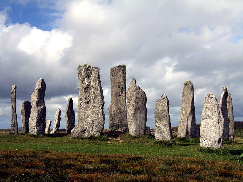 callanish stones escocia outlander lugares do reino unido que parecem outro planeta