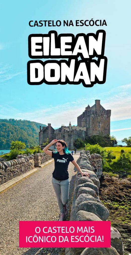 castelo eilean donan na escocia dicas como visitar