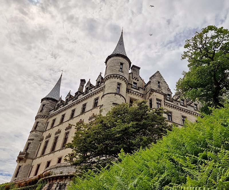 castelos da escocia dunrobin