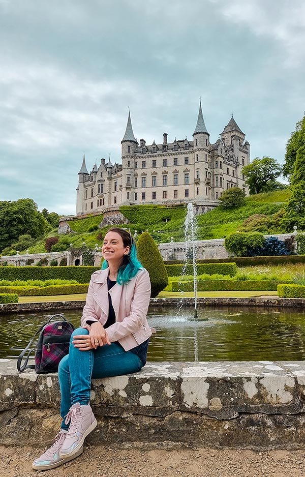 castelo dunrobin frances escocia