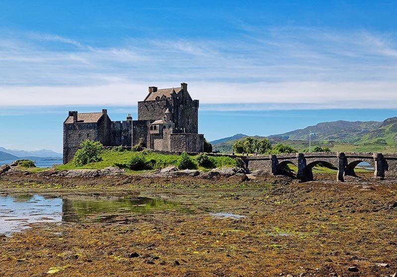 eilean donan castle escocia turismo