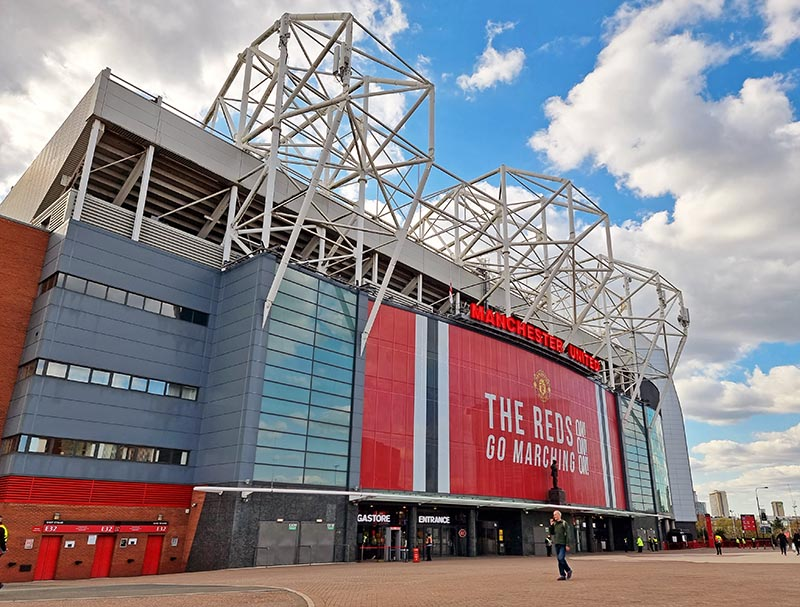 estadio manchester united old trafford