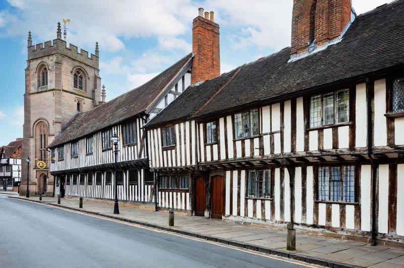 guildhall de Shakespeare