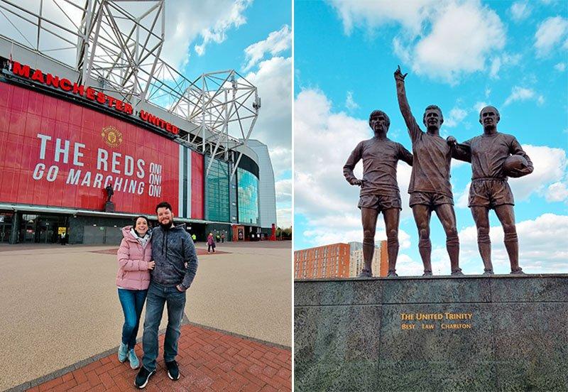 o que fazer em manchester visitar estadio old trafford manchester united