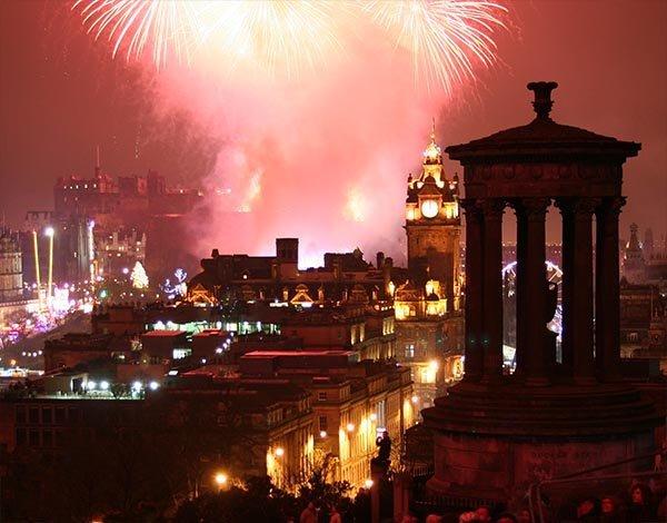 ano novo escocia hogmanay