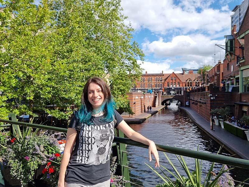 dicas turismo em Birmingham