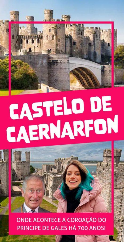 Pin O que fazer em Caernarfon País de Gales