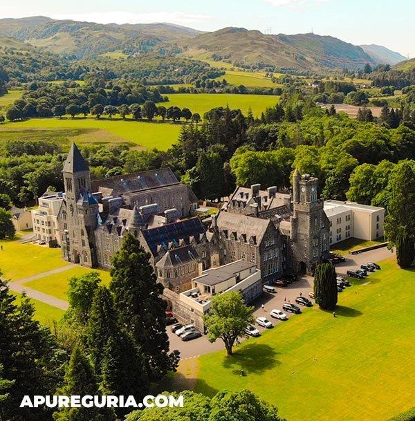 abadia hotel de luxo fort augustus