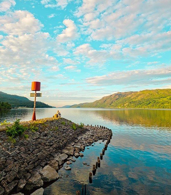 pontos turisticos lago ness